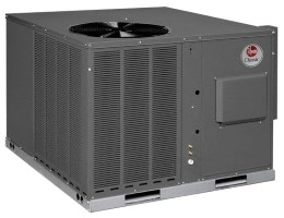 Rheem RGEA14036AJD081AAAJA Classic 3 Ton 14 SEER Packaged Gas/Electric Unit Stainless Steel Heat Exchanger
