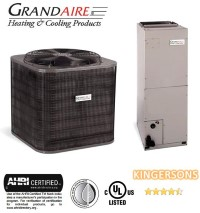 GRANDAIRE WCA4244GKA WAHL244B - 2 Ton SEER 14 Air Conditioner Split System