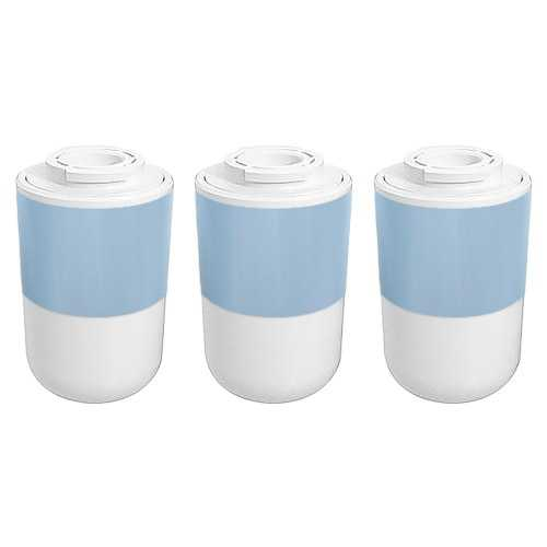 Replacement Filter for Kenmore 12527304 / WF292 / EFF-6021A (3-Pack) Refrigerator Water Filter