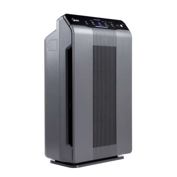 Winix 5300-2 Air Cleaner with PlasmaWave Technology - Grey