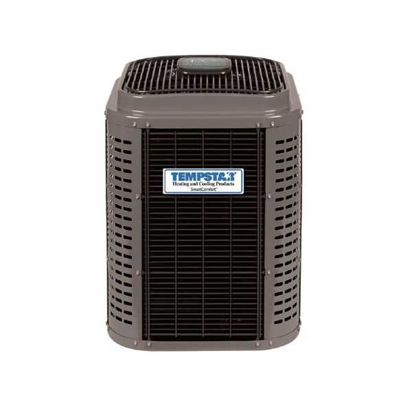 Tempstar TVA960GKA - TVA9 5 Ton 19 SEER Variable Speed Air Conditioner, Coil Guard Grille, 208-230/1/60, R410A