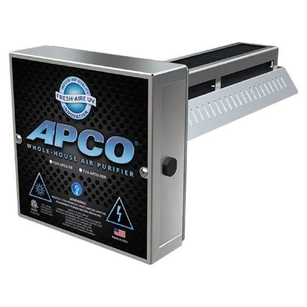 Triatomic TUV-APCO-ER2 - Two Year Lamp (18-32 VAC series) APCO In-Duct