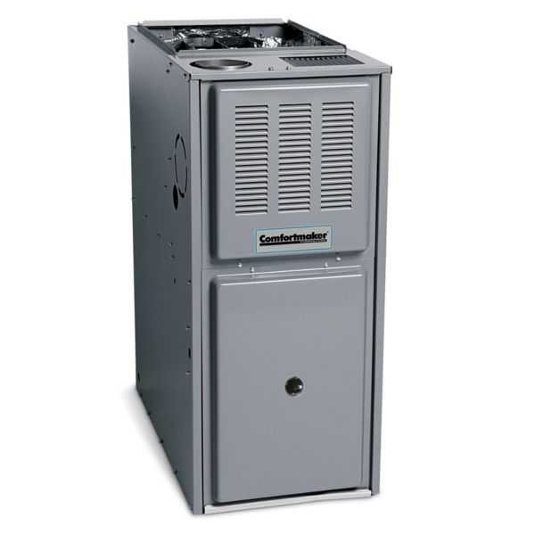 Comfortmaker - N8MPN100F20B - 80% Single Stage Heating Gas Furnace