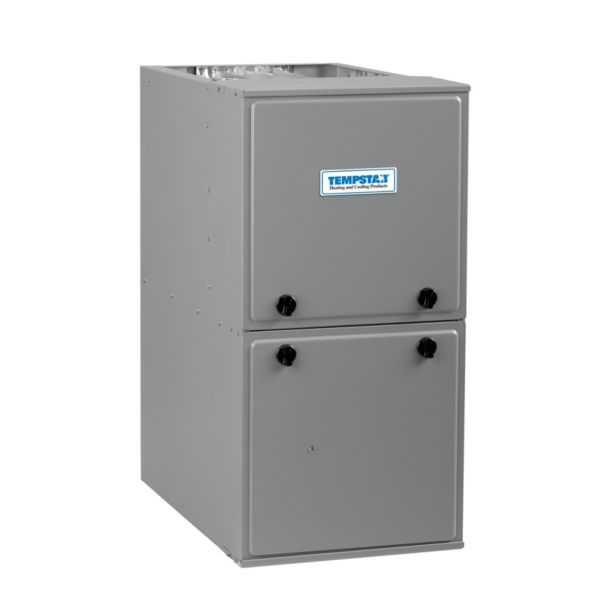Tempstar - N9MSE0601714A - 95.5% AFUE, Single Stage, PSC Gas Furnace