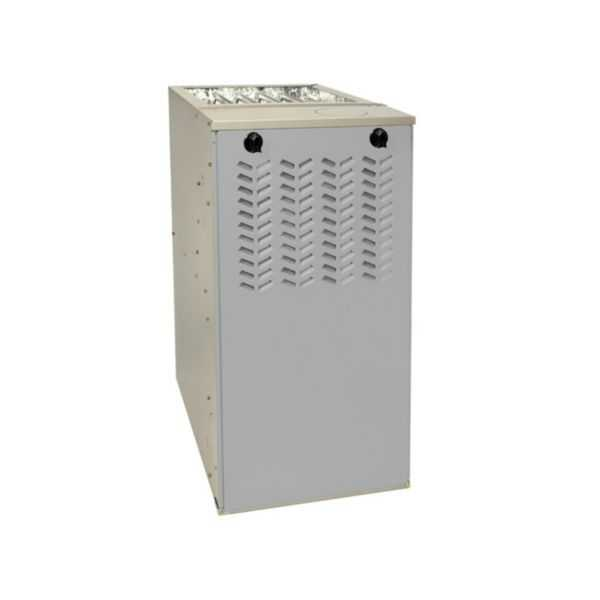 GrandAire - WFMR090B042A - 3-1/2 Ton 80% AFUE Gas Furnace Multi-Position Design
