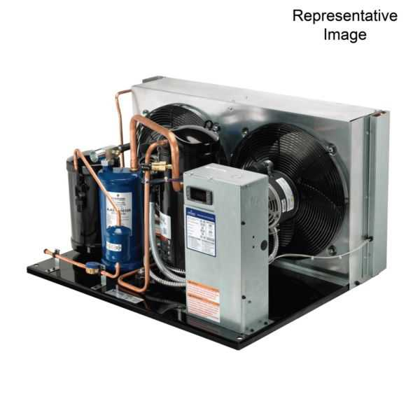 Emerson Climate - FJAF-0108-CFV-020 - 1 HP, Refrigeration Condensing Unit R404A 208/230-1