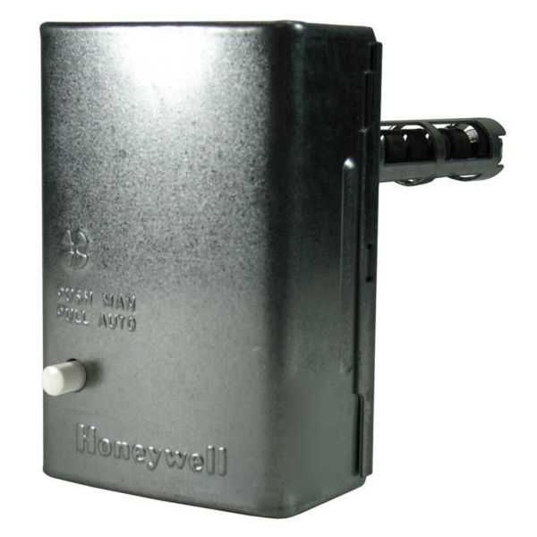 Honeywell 47-20545-92 - Fan and Limit Switch