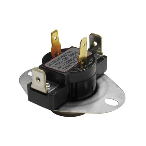 Thermodisc 47-22860-04 - Limit Switch - Auto Reset (HALC)