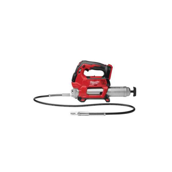 Milwaukee 2646-20 - M18 Cordless 2-Speed Grease Gun (Bare Tool)