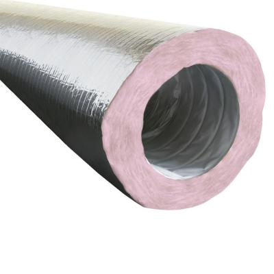 EverClean 6 in. x 25 ft. HVAC Ducting - R8