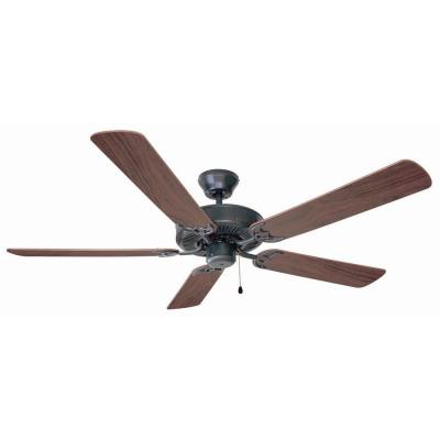 Millbridge 52 in. Oil Rubbed Bronze Ceiling Fan with No Light Kit
