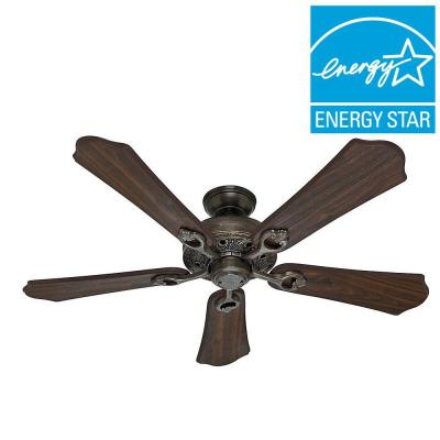 Kingsbury 52 in. Roman Bronze Ceiling Fan