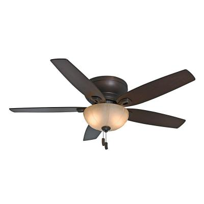 Durant 54 in. Indoor Maiden Bronze Ceiling Fan