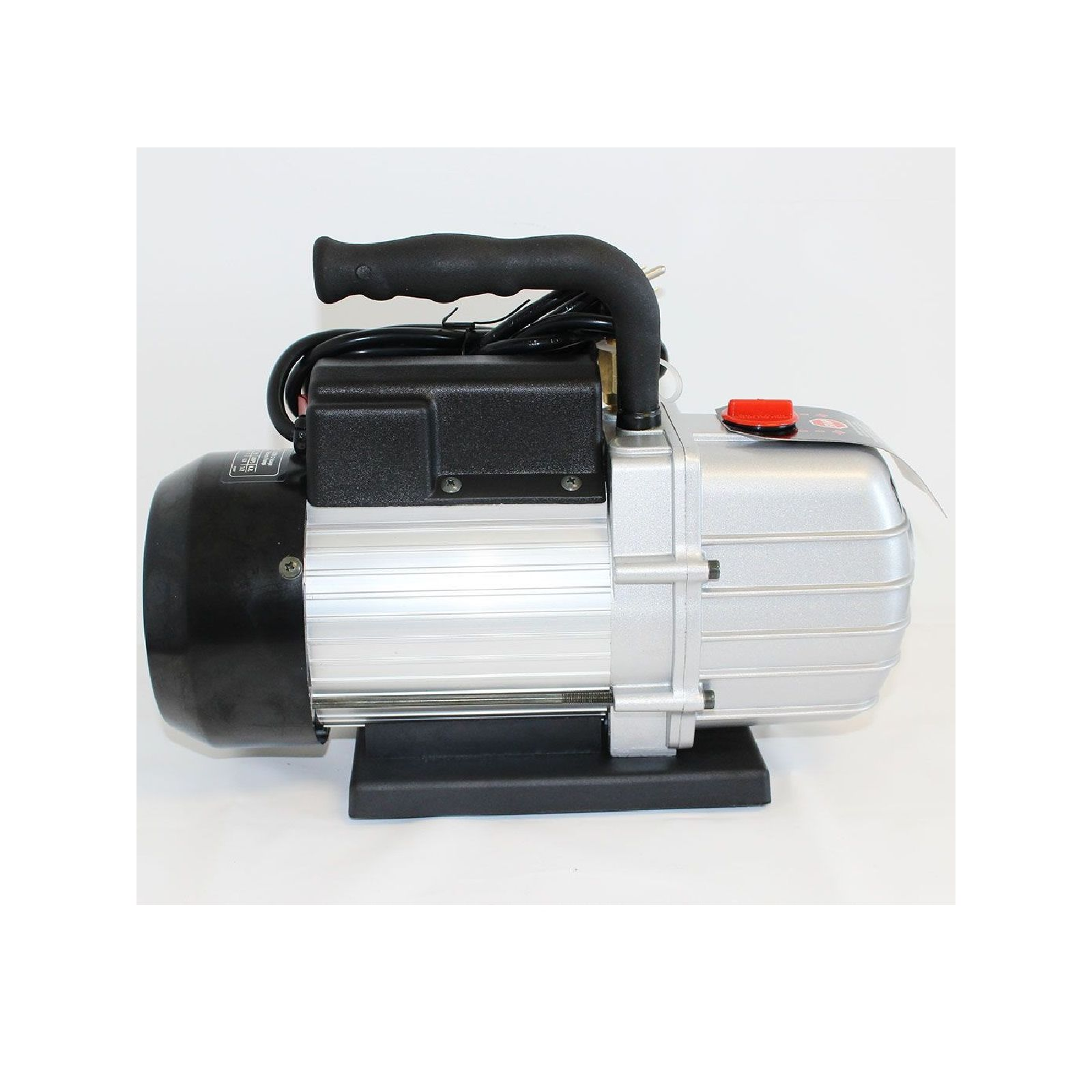 TradePro TPV5 - Vacuum Pump 5.5 CFM, Two Stage, High Efficiency,